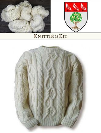 Hegarty Knitting Kit