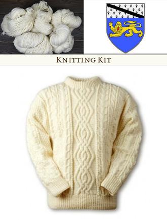 Hickey Knitting Kit