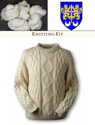 Maher Knitting Kit