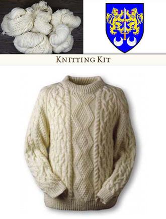 Maher Knitting Kit