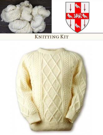 Nolan Knitting Kit