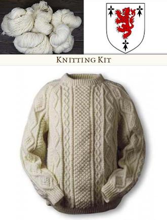 O'Dwyer Knitting Kit