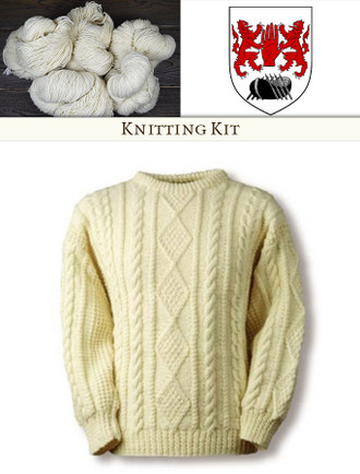 O'Flaherty Knitting Kit