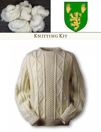 O'Keeffe Knitting Kit