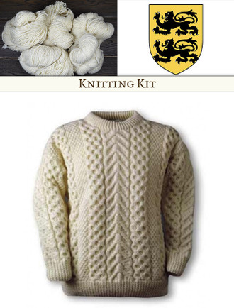 O'Rourke Knitting Kit