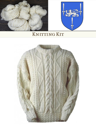 Gorman Knitting Kit