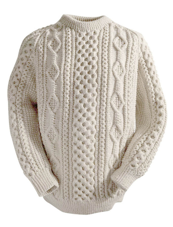 Duffy Clan Sweater