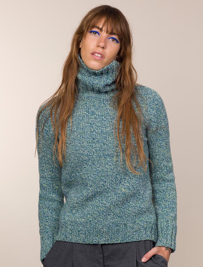 4840a8df3e3 Donegal Turtleneck Sweater