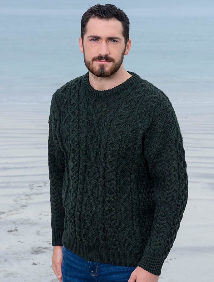 add244ff760 Merino Wool Zig Zag Sweater