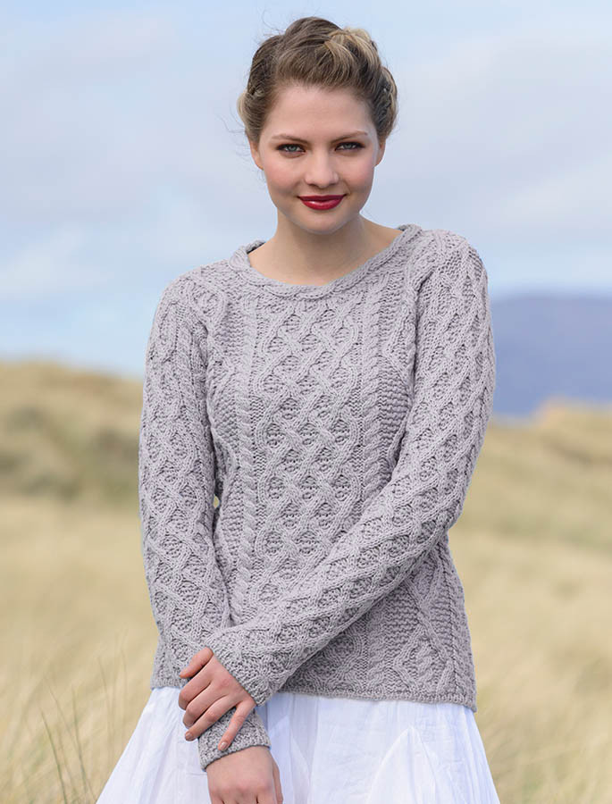 Aran Sweaters For Women Aran Jumper Aran Sweater Market