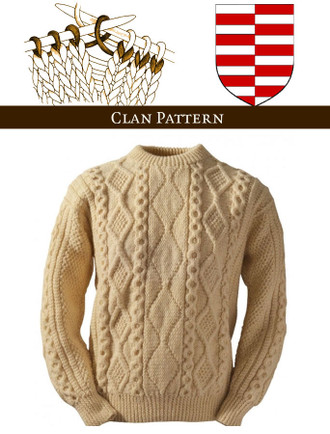 Barrett Knitting Pattern