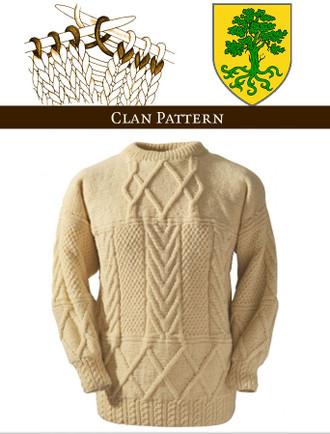 Boyle Knitting Pattern