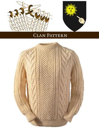 Brady Knitting Pattern