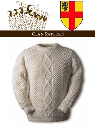 Burke Knitting Pattern
