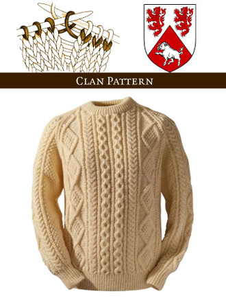 Cassidy Knitting Pattern