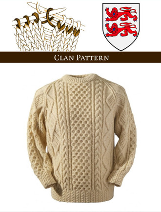 Clancy Knitting Pattern