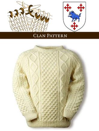 Crowley Knitting Pattern