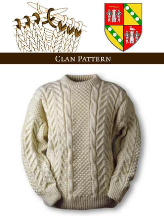 Egan Knitting Pattern