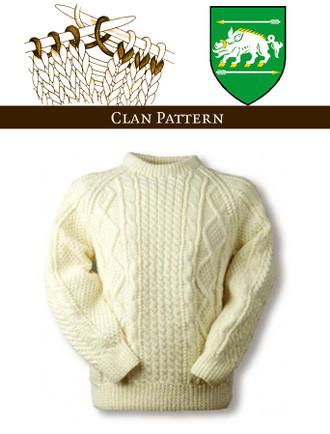 Hanley Knitting Pattern