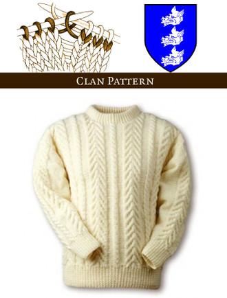 Healy Knitting Pattern