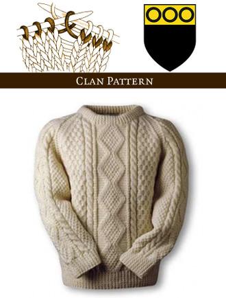 Hogan Knitting Pattern