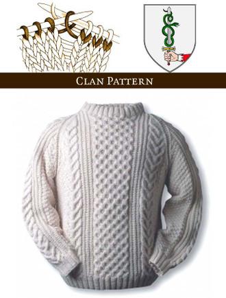 Hughes Knitting Pattern