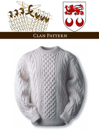 Kavanagh Knitting Pattern