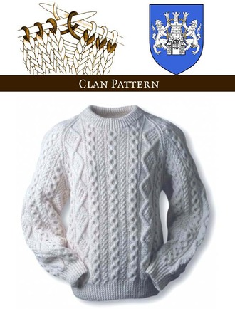 Kelly Knitting Pattern