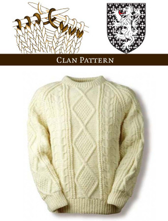 Long Knitting Pattern