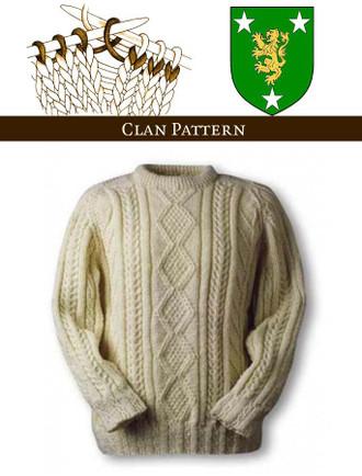 Malone Knitting Pattern