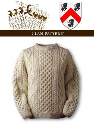 Mulligan Knitting Pattern