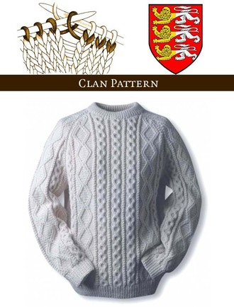 O'Brien Knitting Pattern