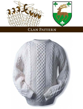 O'Connell Knitting Pattern