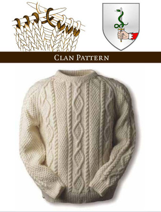 O'Donovan Knitting Pattern