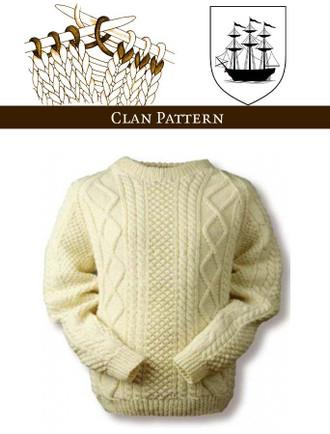 O'Driscoll Knitting Pattern