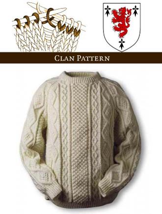 O'Dwyer Knitting Pattern