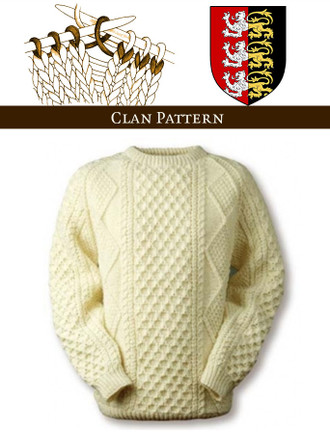 O'Grady Knitting Pattern