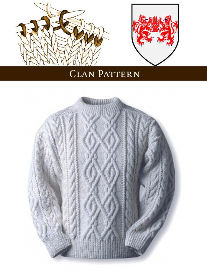 O Neill Knitting Pattern