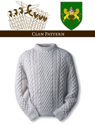 O'Reilly Knitting Pattern