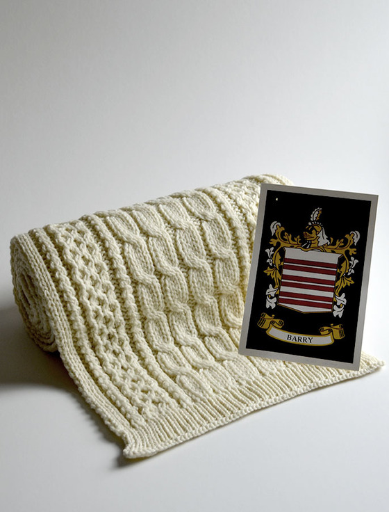 Barry Clan Scarf