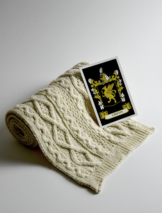 Griffin Clan Scarf