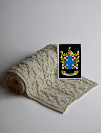 Larkin Clan Scarf