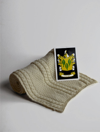Cleary Clan Scarf