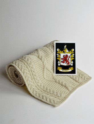 Russell Clan Scarf