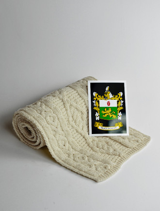 Mc Guinness Clan Scarf