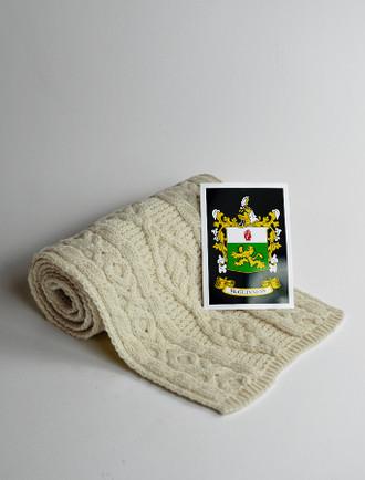 Mc Guinness Clan Scarf