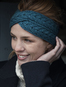Supersoft Merino Crossover Headband - Irish Sea