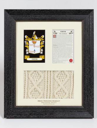 Smith Clan Aran & History Display