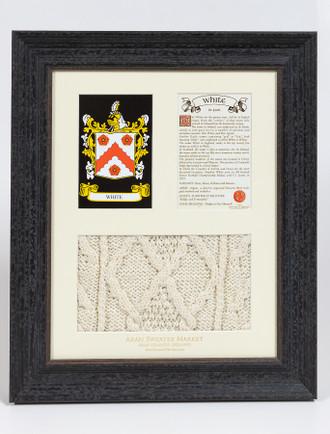 White Clan Aran & History Display