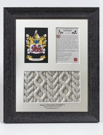 Boland Clan Aran & History Display